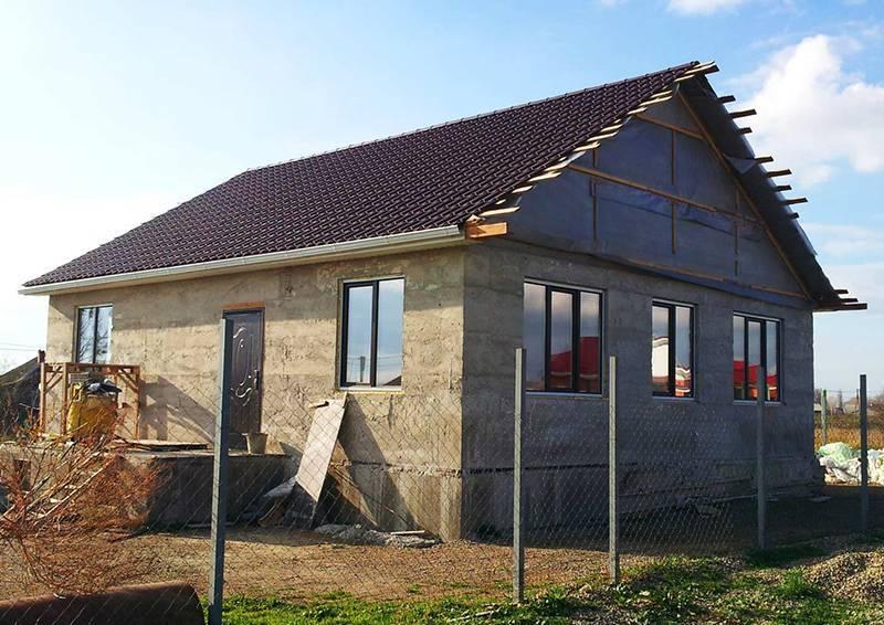 Как построить дом недорого в украине под ключ: с какого материала, дешевые цены | экопан