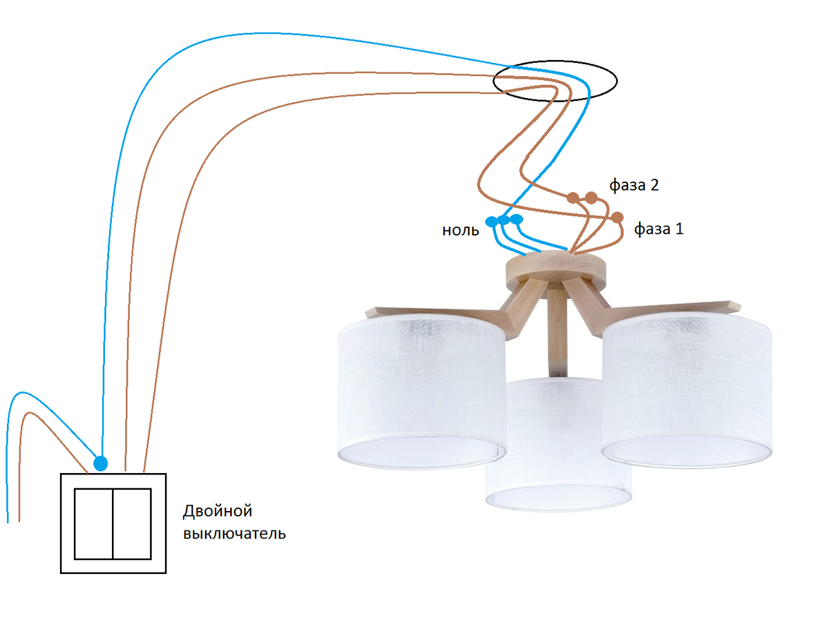 Как подключить люстру своими руками – подробная инструкция, способы крепления + полезные советы при установки