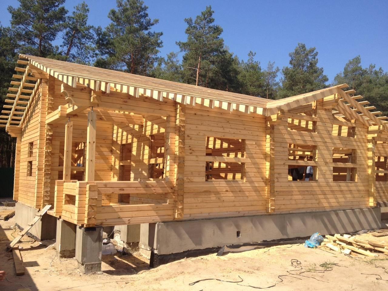 Сколько стоит построить деревянный дом