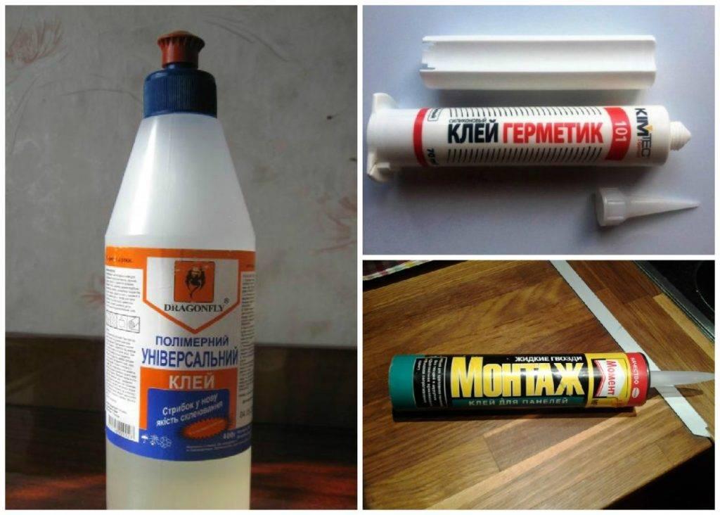 Клей для потолочной плитки - каким лучше пользоваться, виды и особенности
