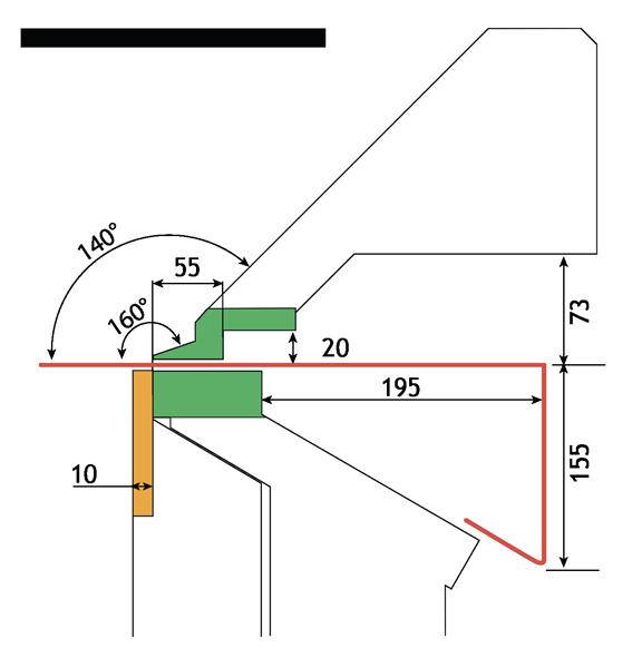 Листогибочный станок своими руками: конструкция и компоновка, схемы, сборка