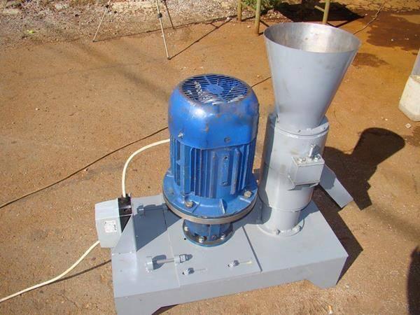 Оборудование для производства пеллет - цена на мини-грануляторы и другие