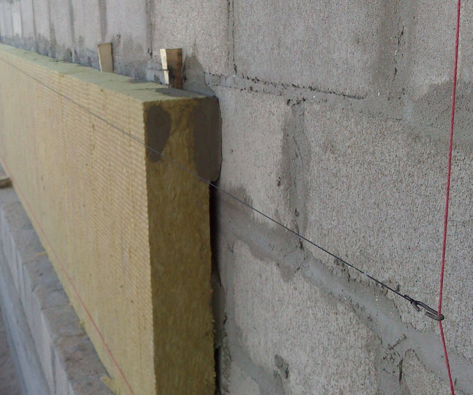 Утепление стен минватой снаружи своими руками технология - клуб мастеров