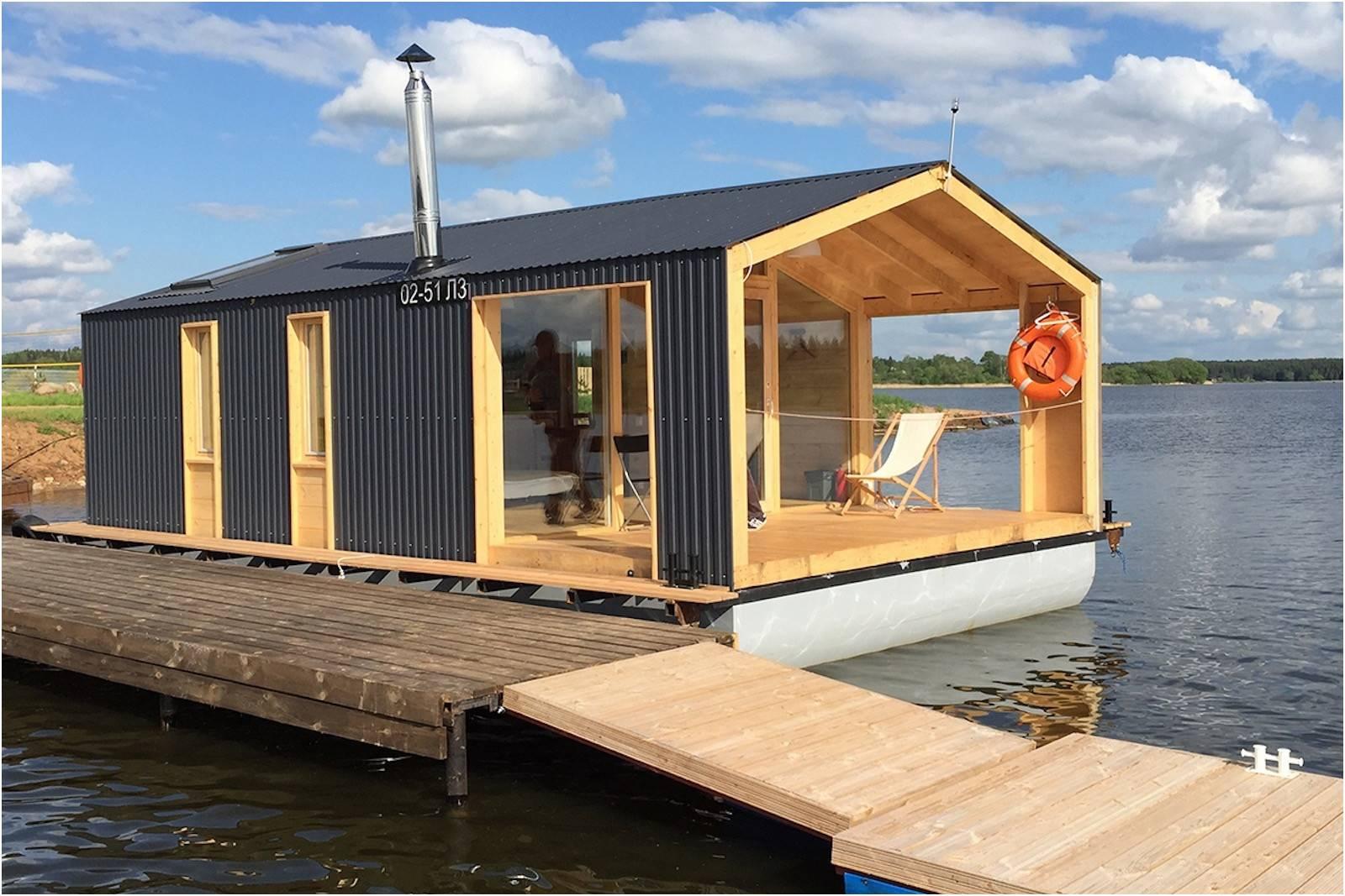 Как построить модульный дом для круглогодичного проживания и отдыха по специальным проектам