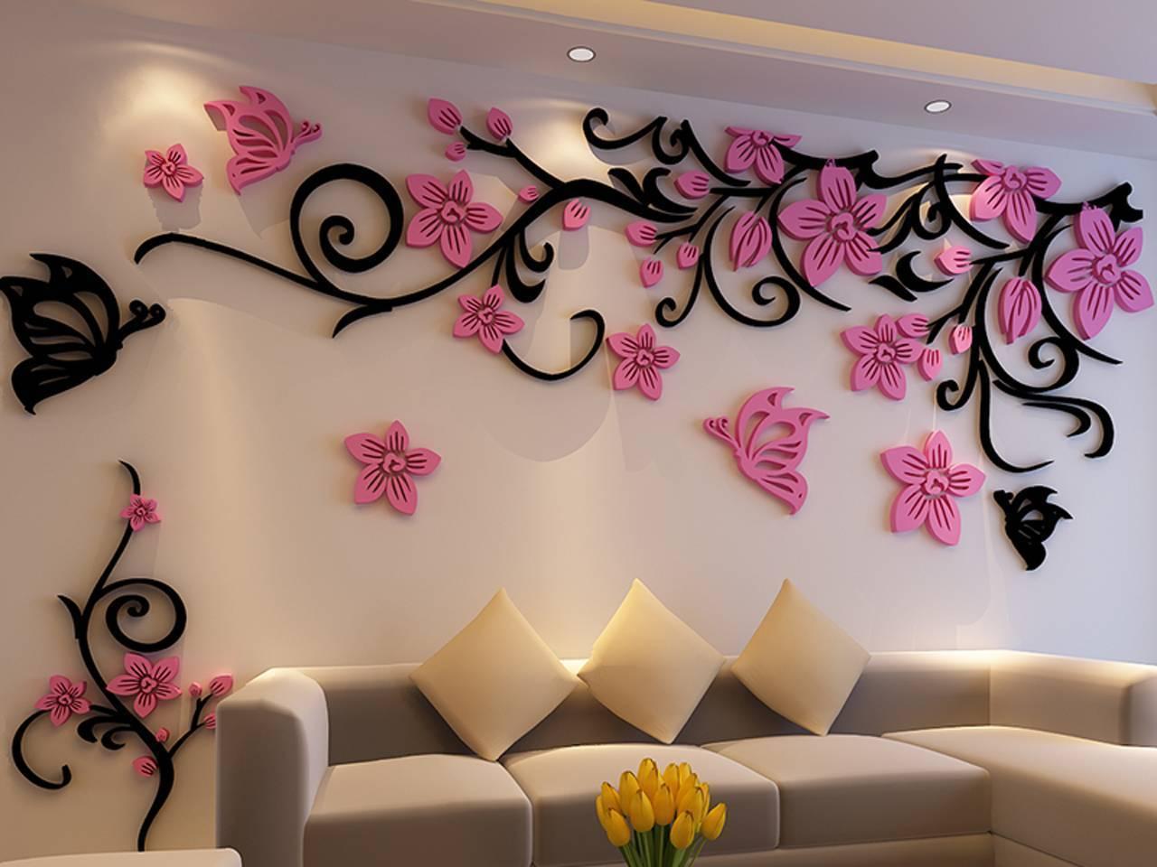 Оригинальный декор своими руками: современные идеи для стильного украшения квартиры и дома (110 фото)