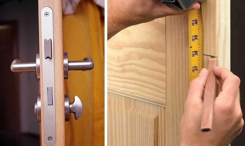 Как собрать дверную коробку своими руками: пошаговая инструкция