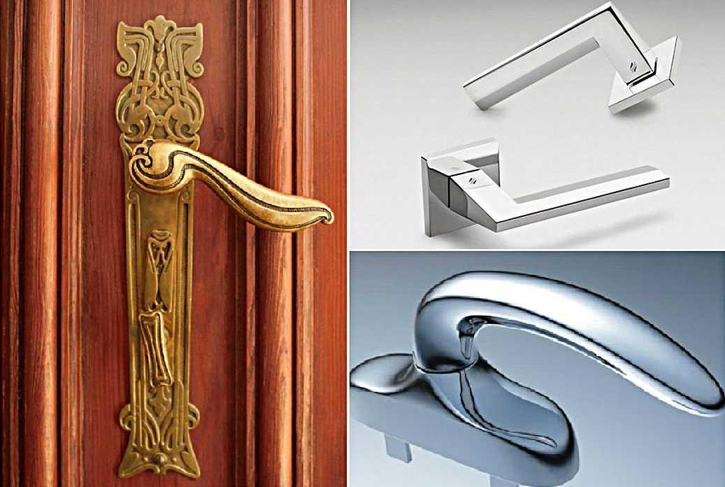 Какие ручки для межкомнатных дверей лучше