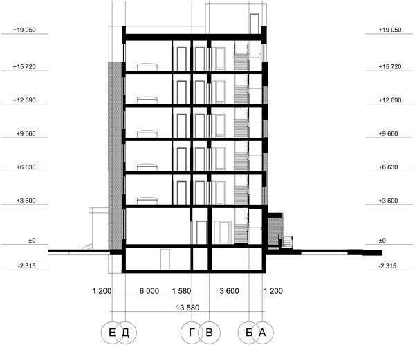 Высота 9-этажного дома. сколько строится многоэтажный дом?
