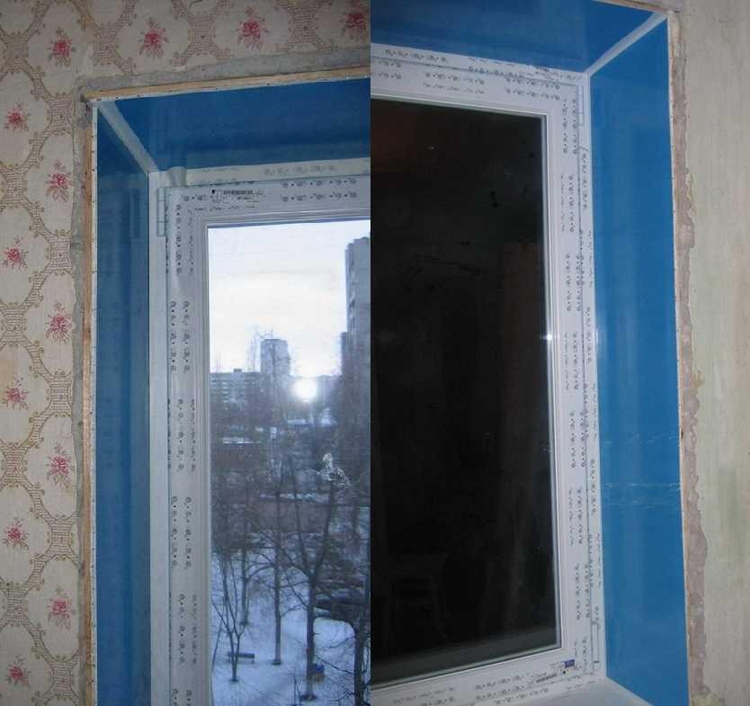 Как сделать откосы на окна своими руками: полная инструкция