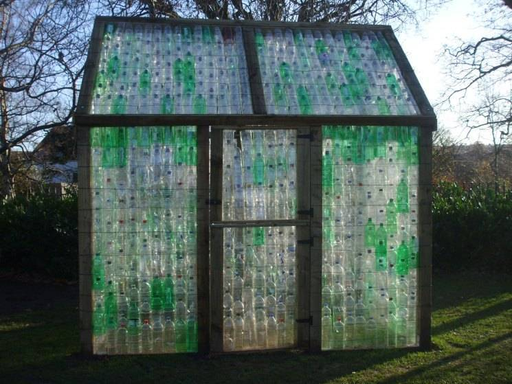 15 идей, как можно использовать пластиковые бутылки на даче   вдохновение (огород.ru)