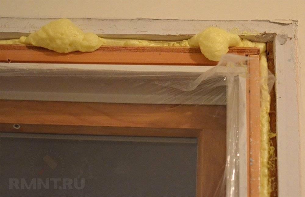 Как утеплить старые деревянные окна на зиму своими руками?