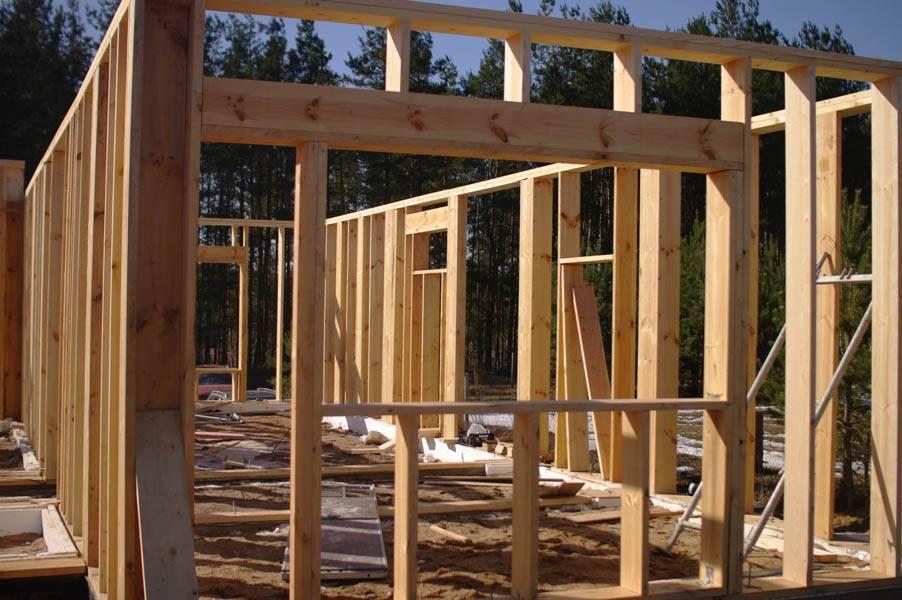 Каркасный дом своими руками. пошаговая инструкция этапов строительства