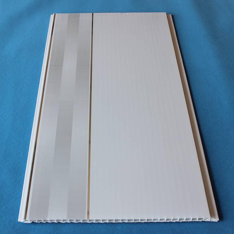 Виды и размеры пластиковых панелей для потолка