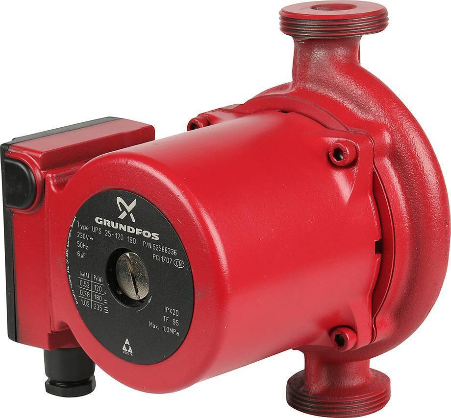 Как подобрать циркуляционный насос для системы отопления? | гид по отоплению