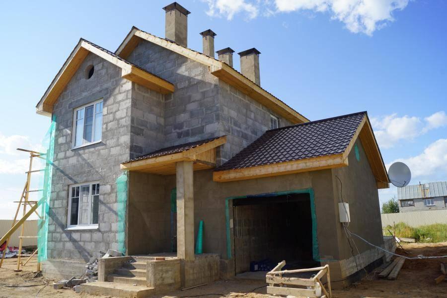 9 советов по строительству дома из полистиролбетона: плюсы, минусы, выбор | строительный блог вити петрова