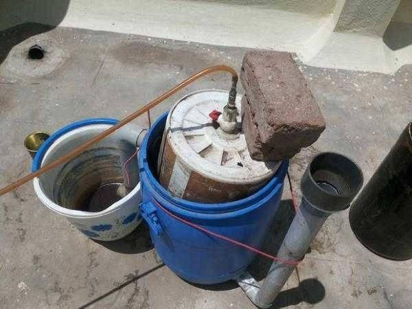 Биогазовая установка для частного дома своими руками - точка j