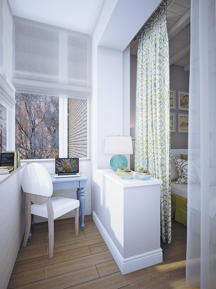 Объединение балкона с кухней: можно ли присоединить лоджию,согласование