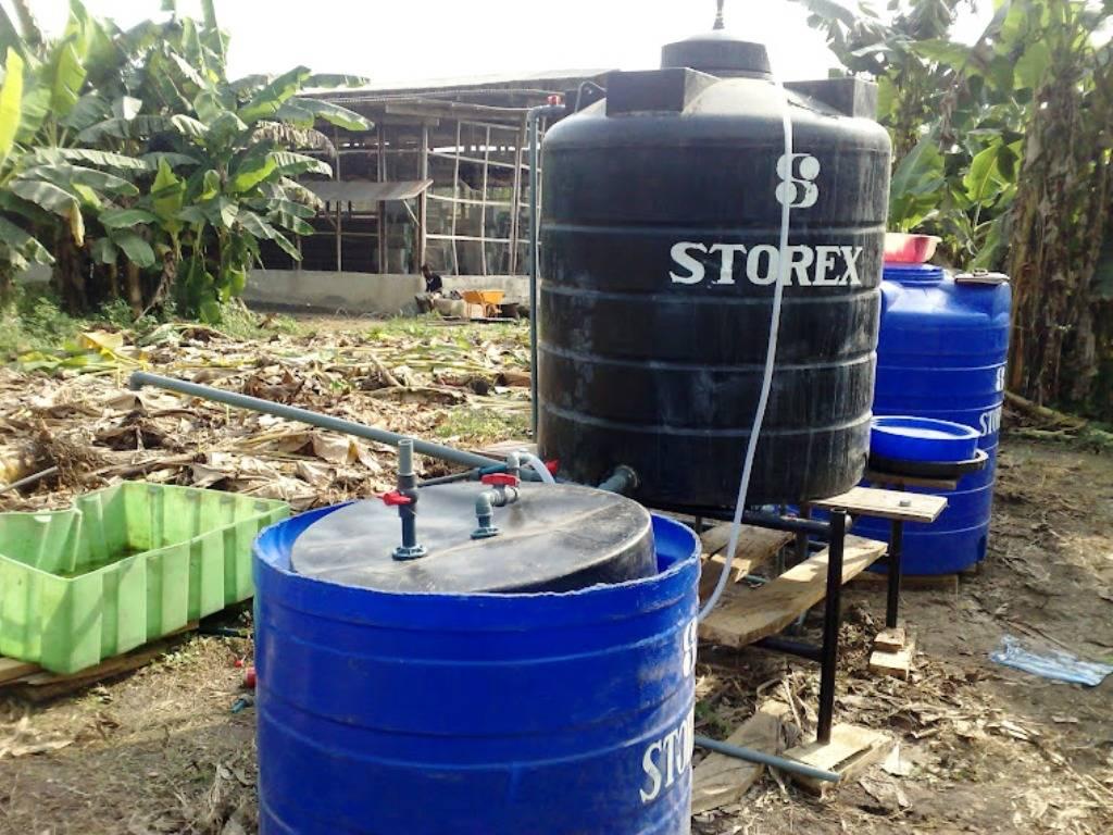 Биогаз - руководство для начинающих - траварт