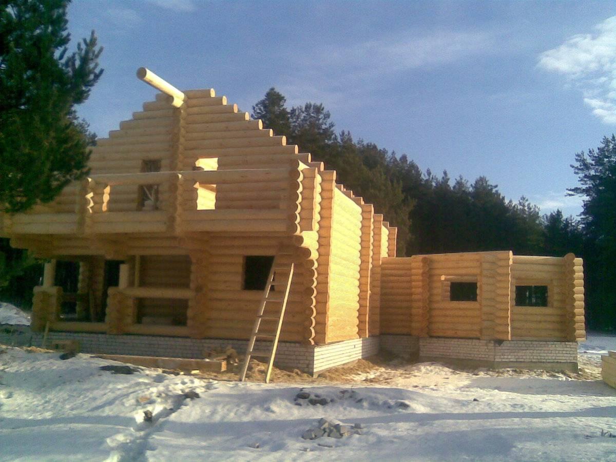 Из чего построить дом недорого и качественно в россии