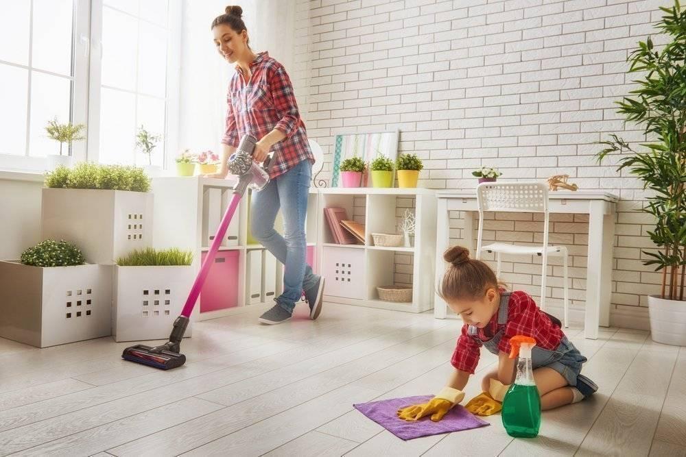 Как сделать чтобы в доме всегда были чистота и порядок?