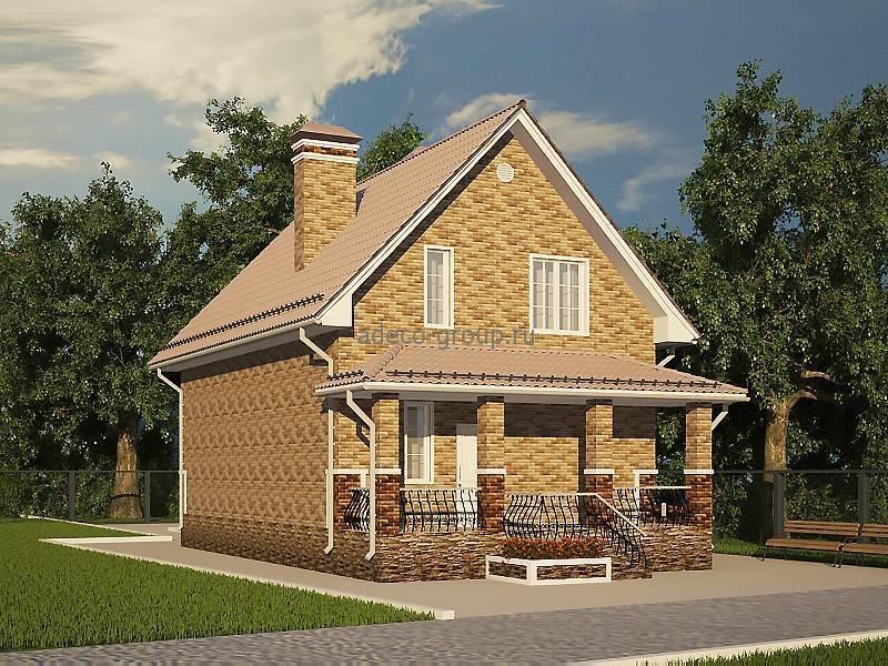 ?выбираем грамотную и подходящую планировку дома 5х6 с мансардой - блог о строительстве