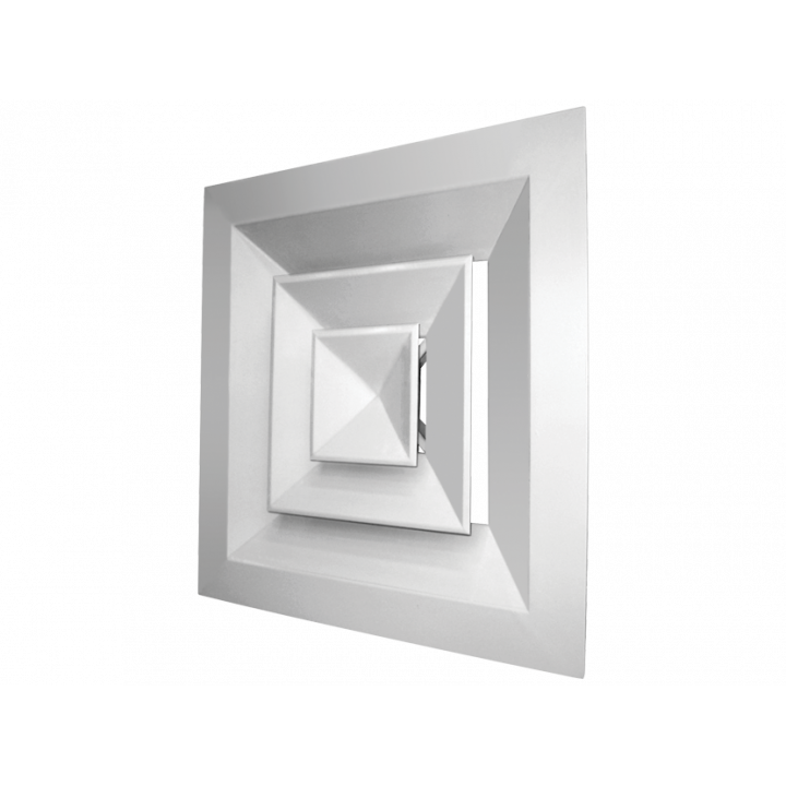 Вентиляционные потолочные диффузоры (7 фото)