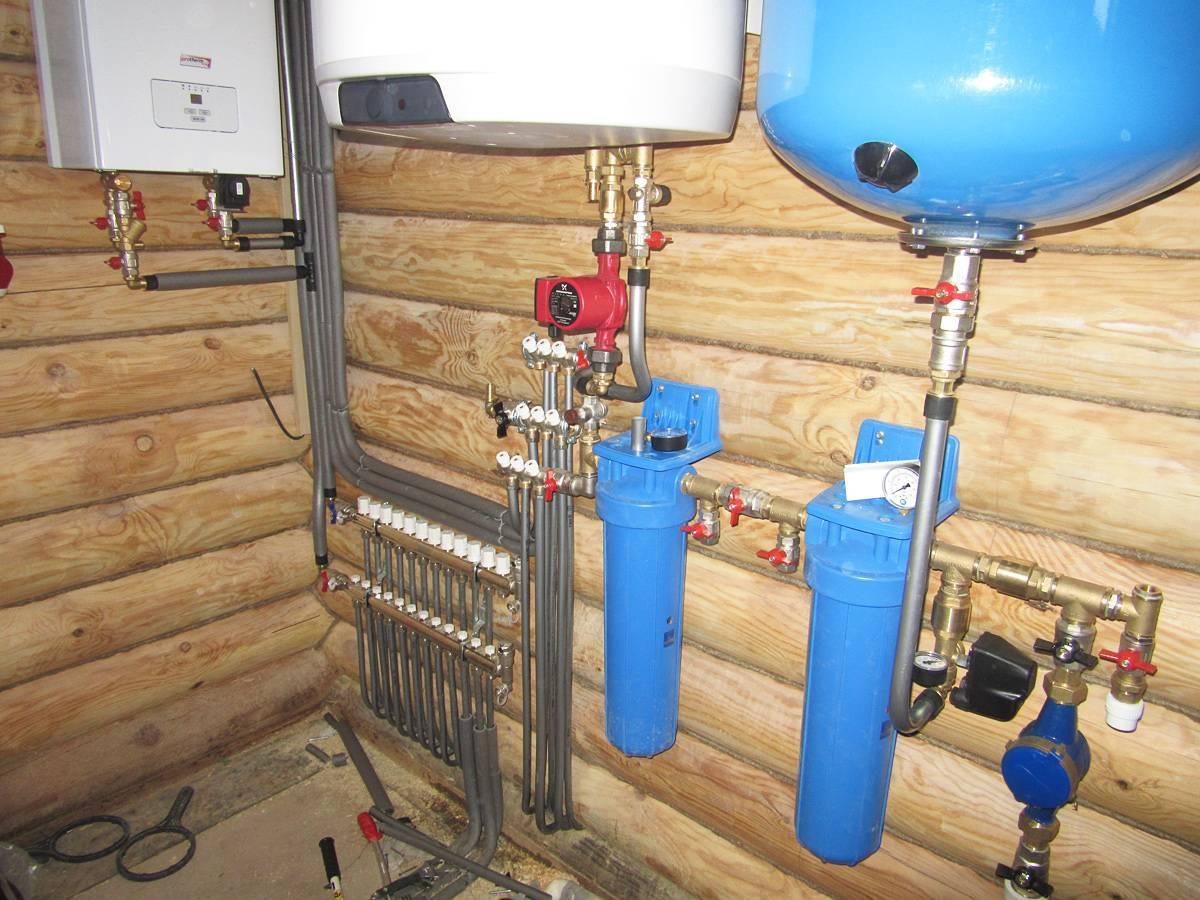 Как подключить глубинный насос к гидроаккумулятору - всё о сантехнике