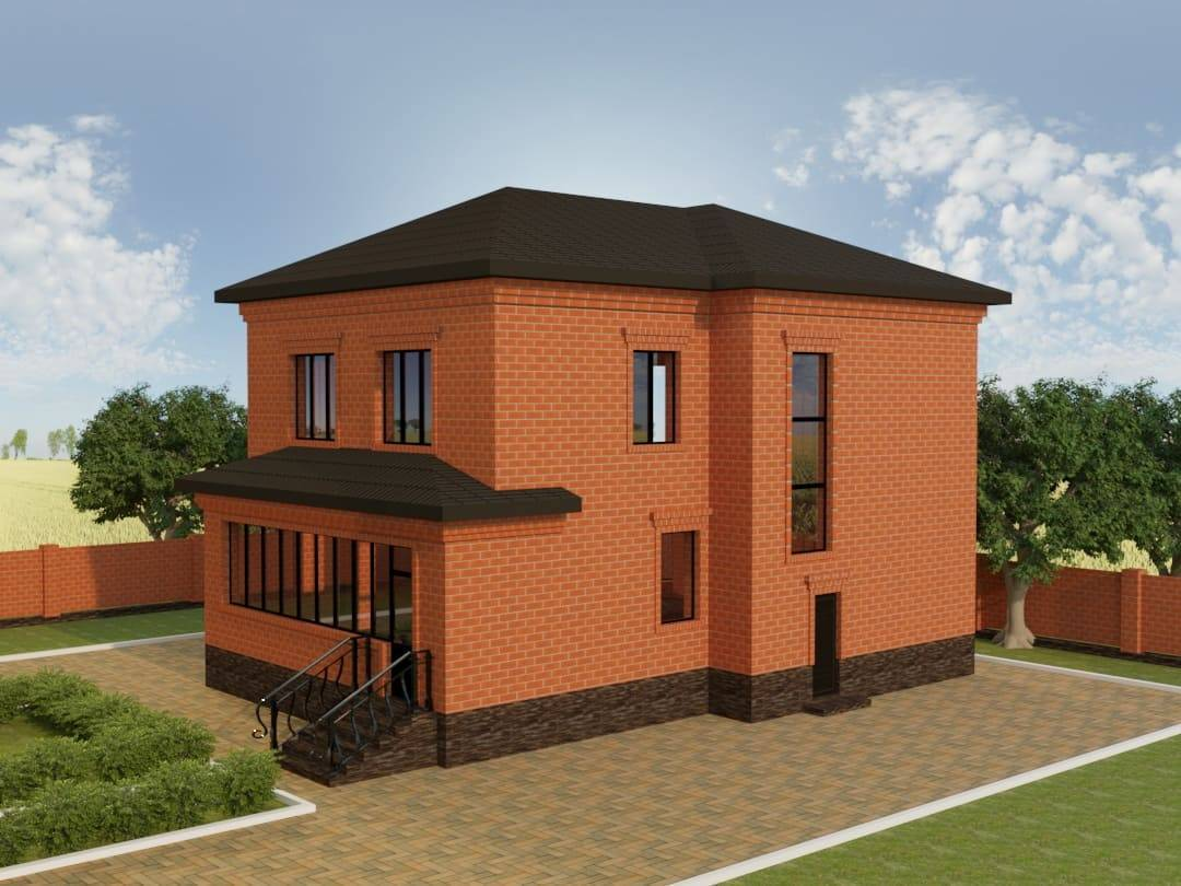 Какой дом дешевле построить: одноэтажный или двухэтажный? - самстрой - строительство, дизайн, архитектура.
