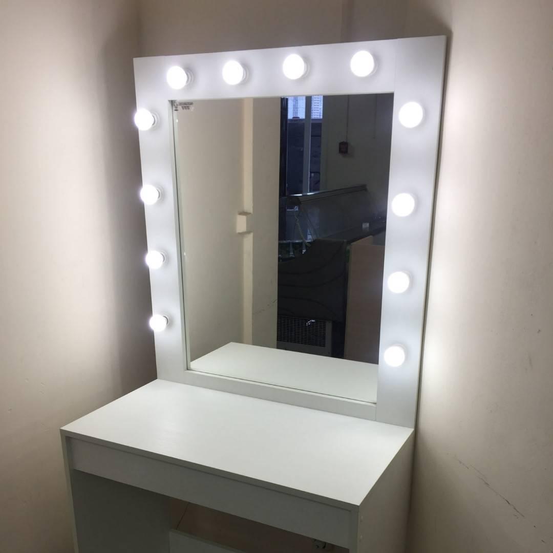 Высота туалетного столика стандарт - интерьер и ремонт