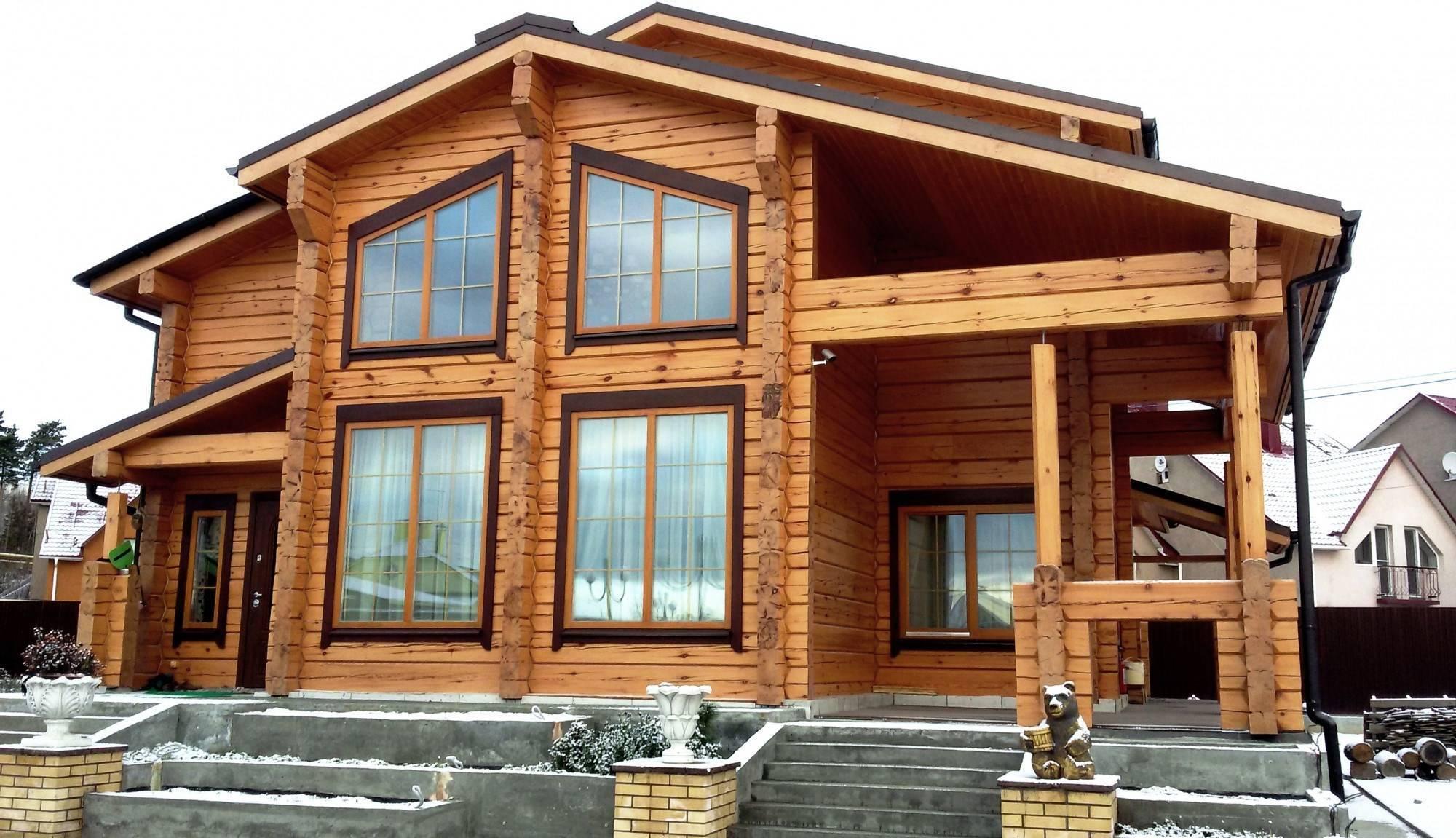 Проекты домов из лафета: преимущества и особенности, варианты проектов коттеджей из лафета, цены