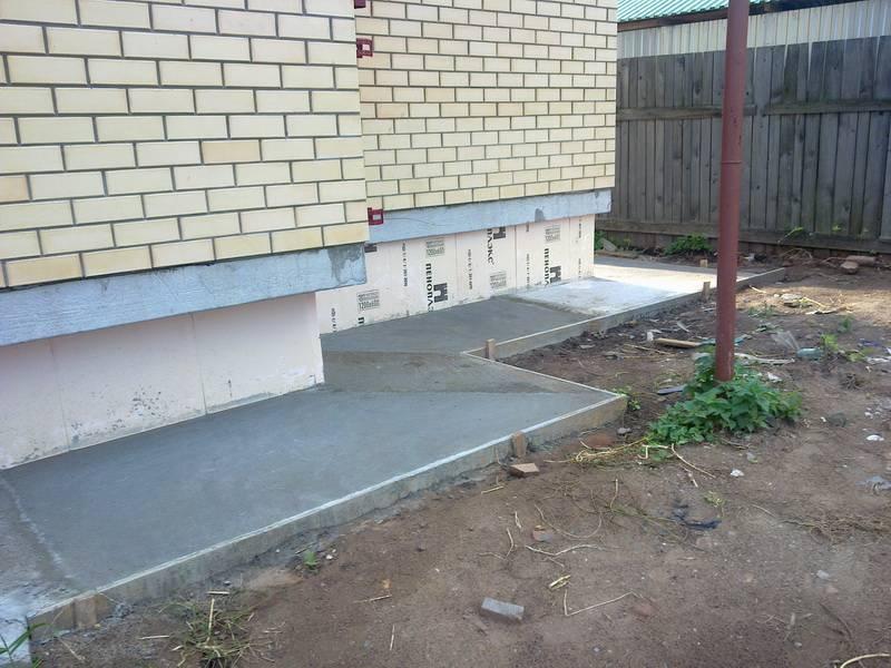 Дом из залитой бетонной смеси калькуляции бетона