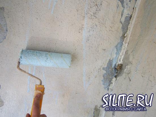 5 советов, какую грунтовку выбрать для стен | строительный блог вити петрова