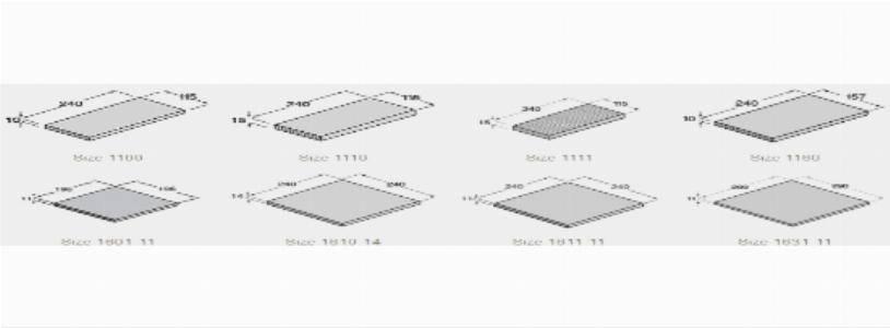 Правила определения размеров керамической плитки для ванной