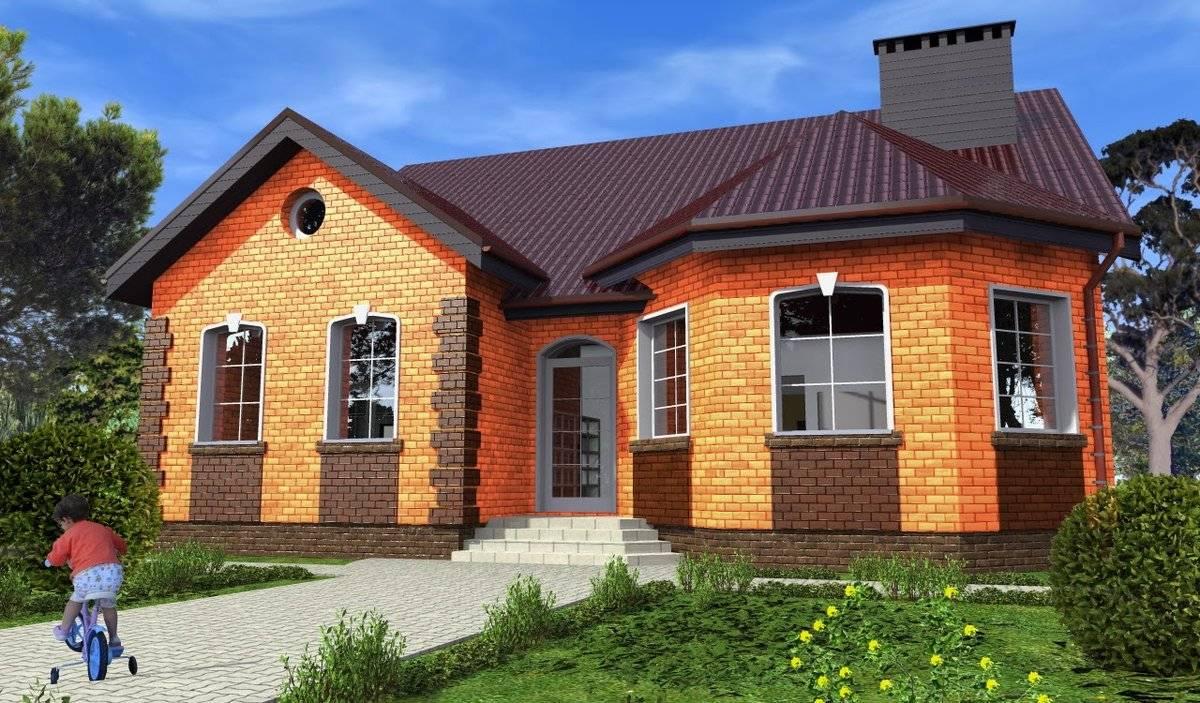 Преимущества кирпичных домов