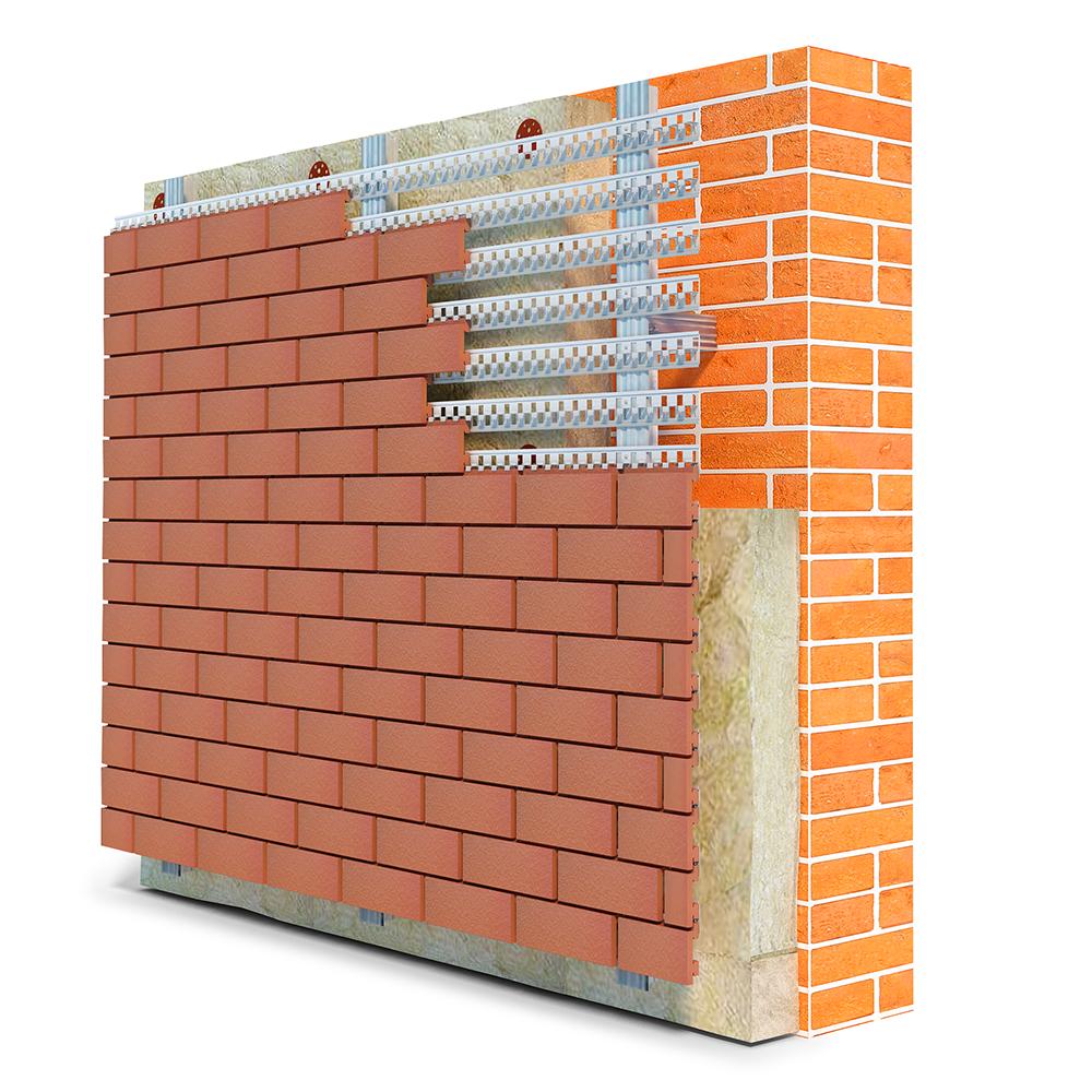 Клинкерная плитка: что это такое - фото отделки фасада клинкерной плиткой