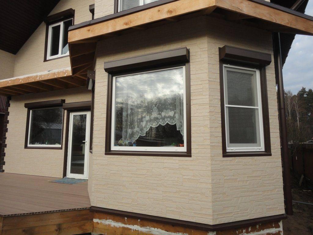 Чем лучше обшить деревянный дом снаружи – выбор и особенности применения материалов