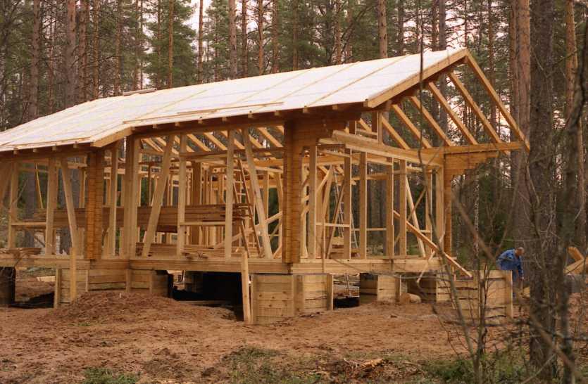С чего начать строительство дома: этапы работы