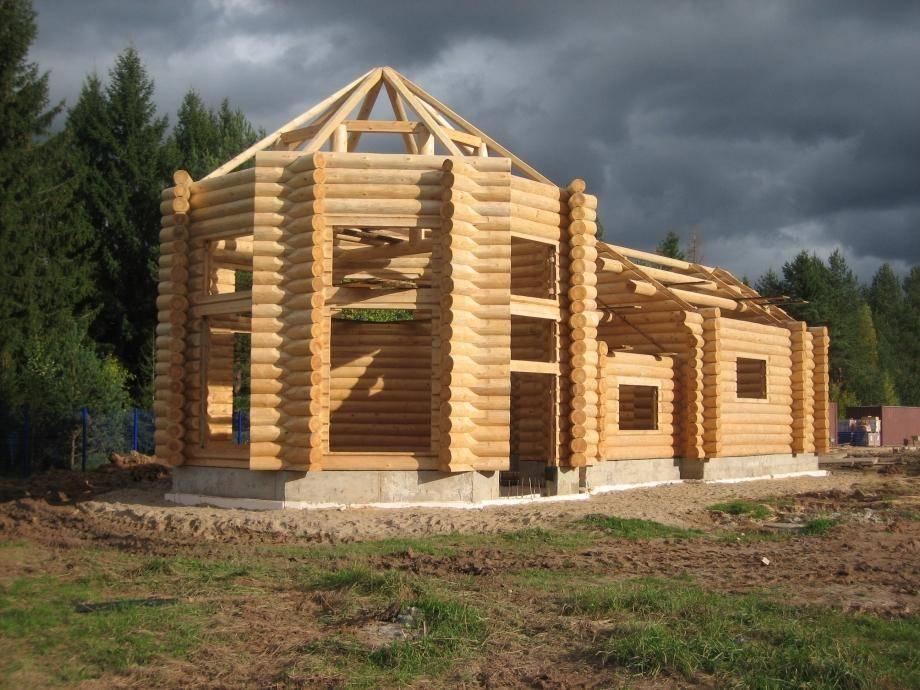 Цена деревянного дома: сколько стоит построить дом из бревна