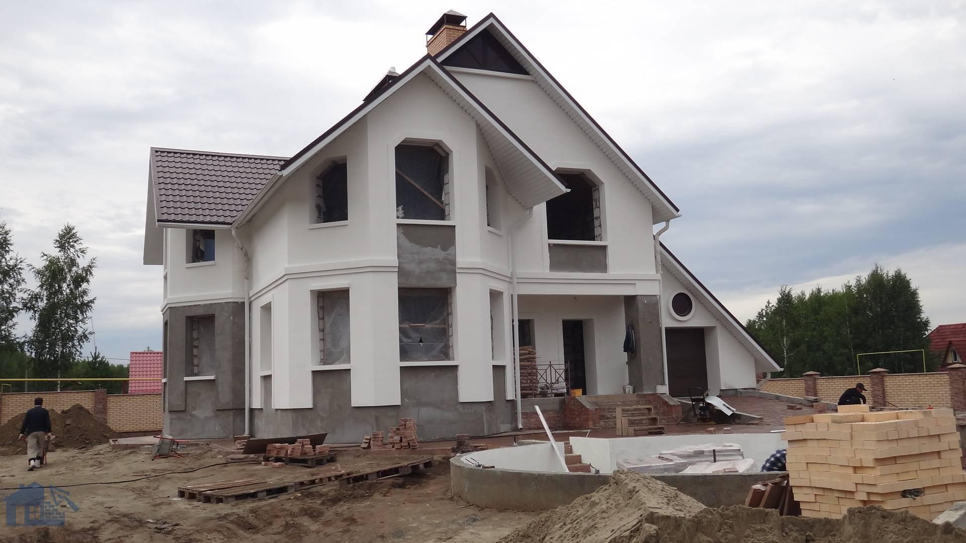 Финские дома: фото сборных, модульных, щитовых, схема пирога стены, а также технология строительства одноэтажных и двухэтажных деревянных каркасных конструкций