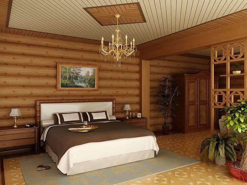 Подбор лакокрасочных материалов для внутренней покраски деревянного дома