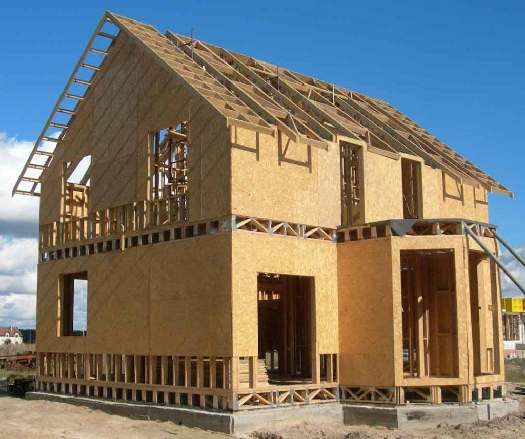 Как сделать дом из osb своими руками - строительство каркасного дома из осб   стройсоветы