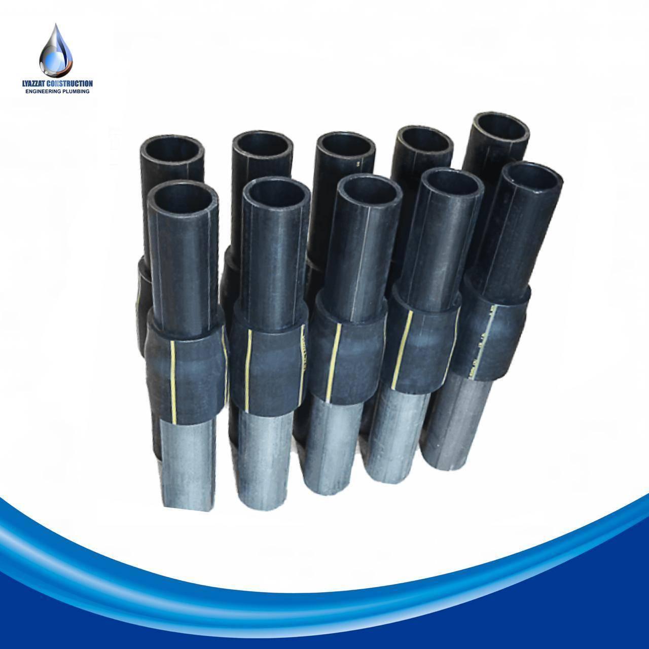 Соединение труб пнд: муфты, фитинги, как соединить пнд с полипропиленовой или металлической, фланцевые соединительные элементы