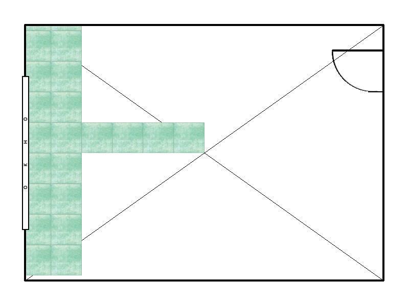 Как правильно клеить потолочную плитку своими руками: все виды разметки