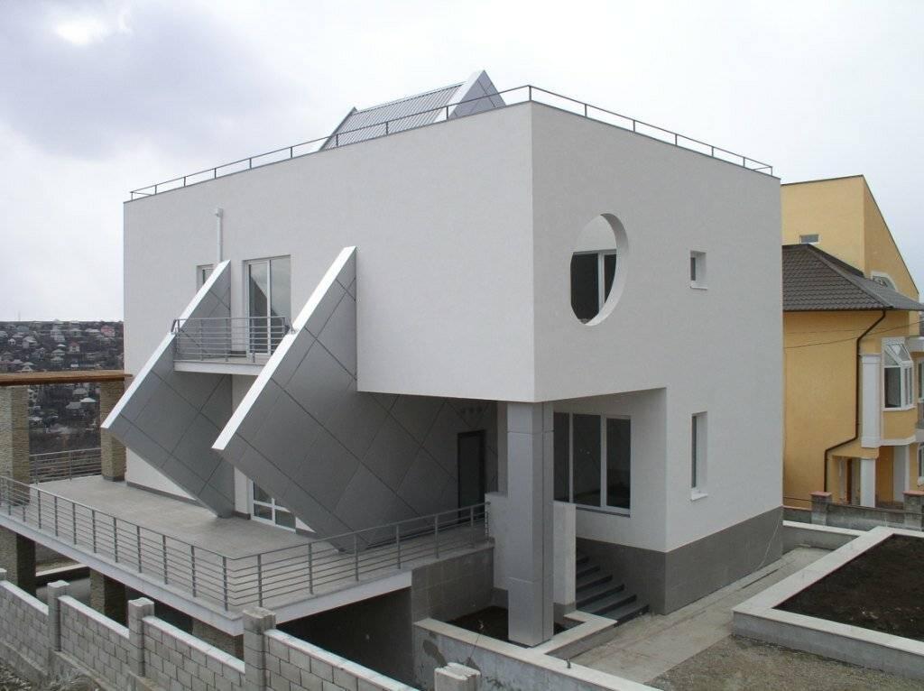 Новые технологии в строительстве частных домов модульные