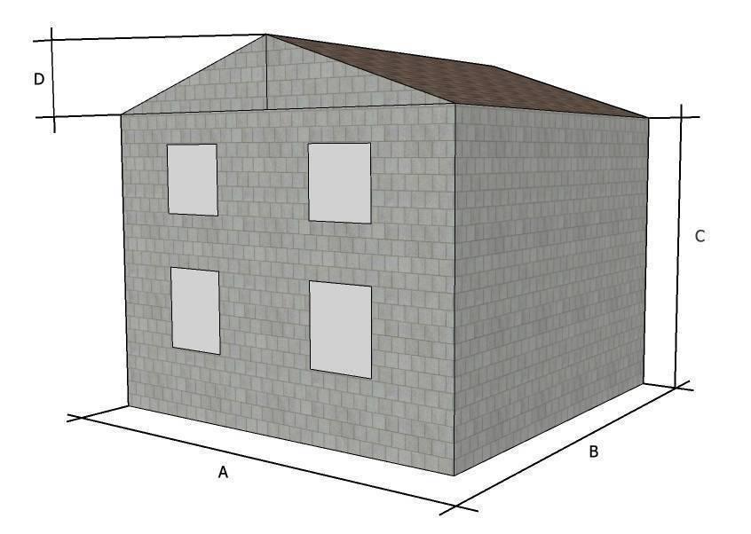 Сибит стена. проектирование и строительство дома из сибита
