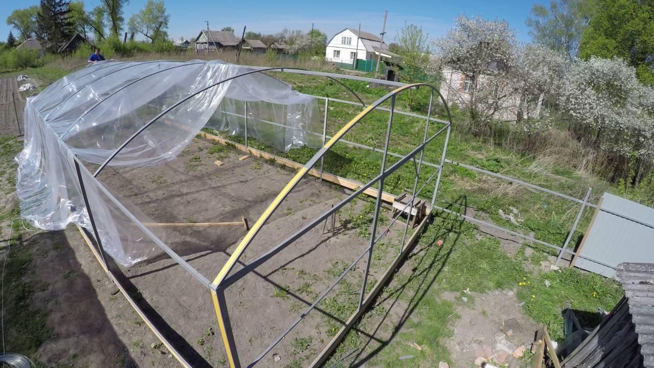 Какие бывают теплицы | дела огородные (огород.ru)