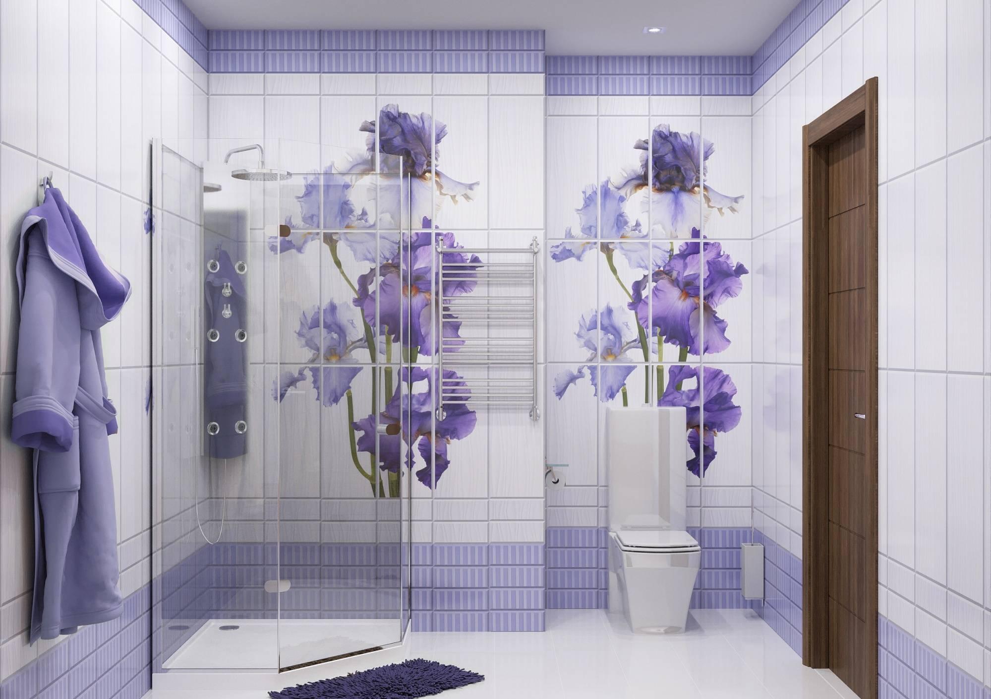 Стеновые панели для ванны – достоинства и недостатки