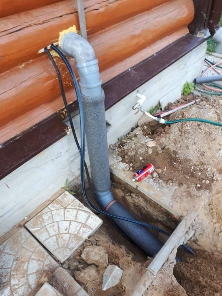 Водоснабжение зимнее на даче – устройство, утепление, подогрев, все делаем своими руками — termopaneli59.ru — отопление маркет