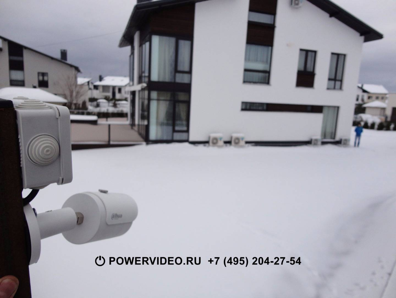 Видеонаблюдение на даче через телефон: как обезопасить свой загородный дом