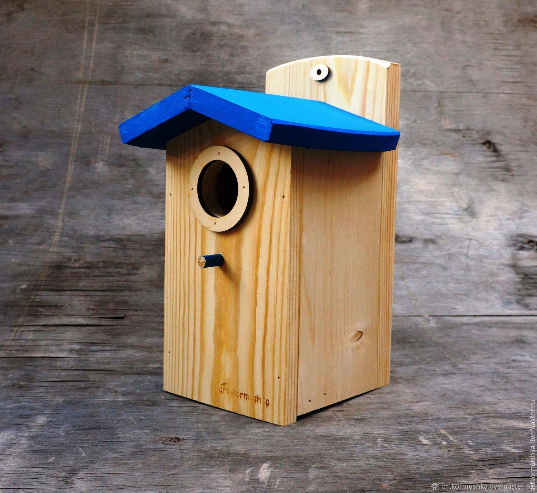 Скворечник своими руками: как сделать быстро простой и красивый домик для птиц? (75 фото идей)